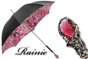 Rainie红宝石雨伞