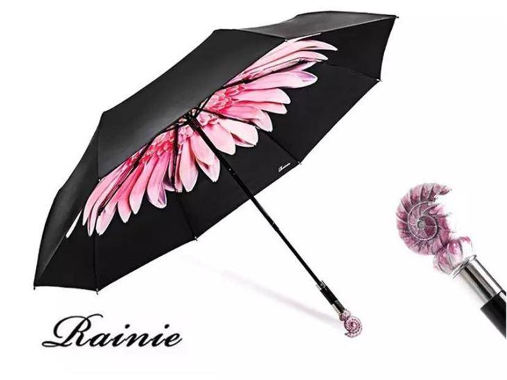Rainie海螺三折伞